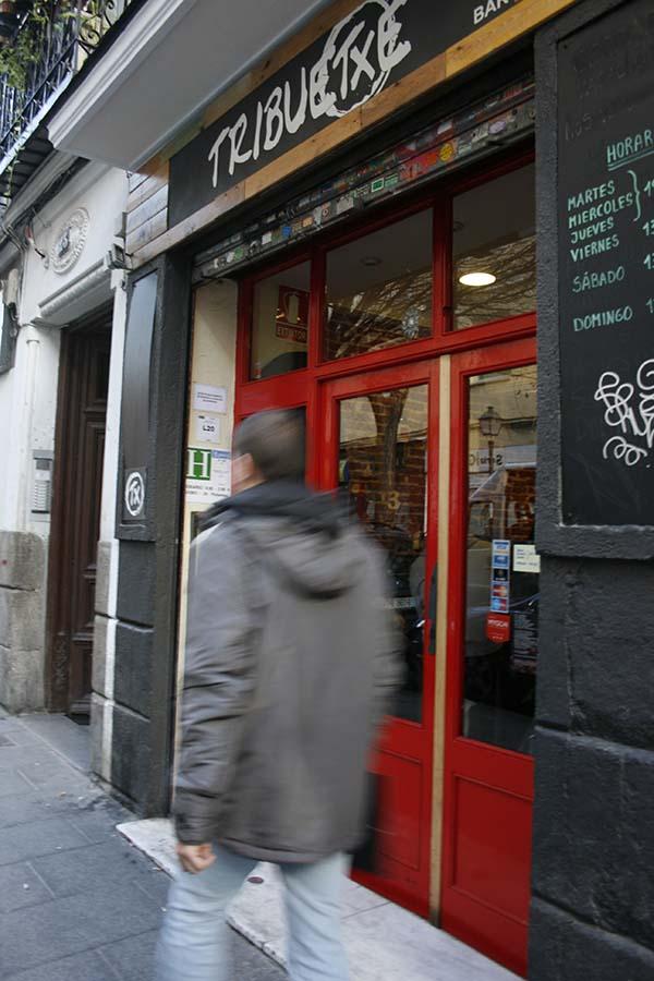 Bar Tribuetxe, Madrid