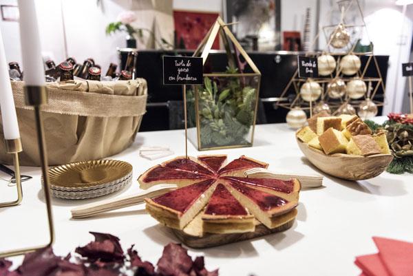 Picoteo homemade elaborado por casa Zabala   By Cousiñas