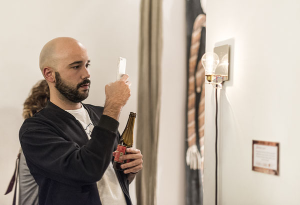 Cornucopia, lámpara diseñada por Álvaro Catalán de Ocón | By Cousiñas