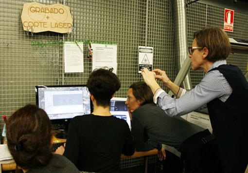Proceso de digitalización para hacer un sello para estampar | By Cousiñas