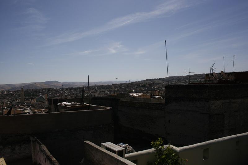 Fez, Marruecos, artesanía