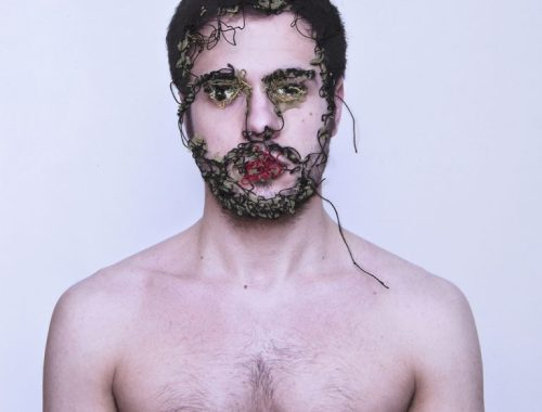David Catá, fotógrafo que cose sobre la piel