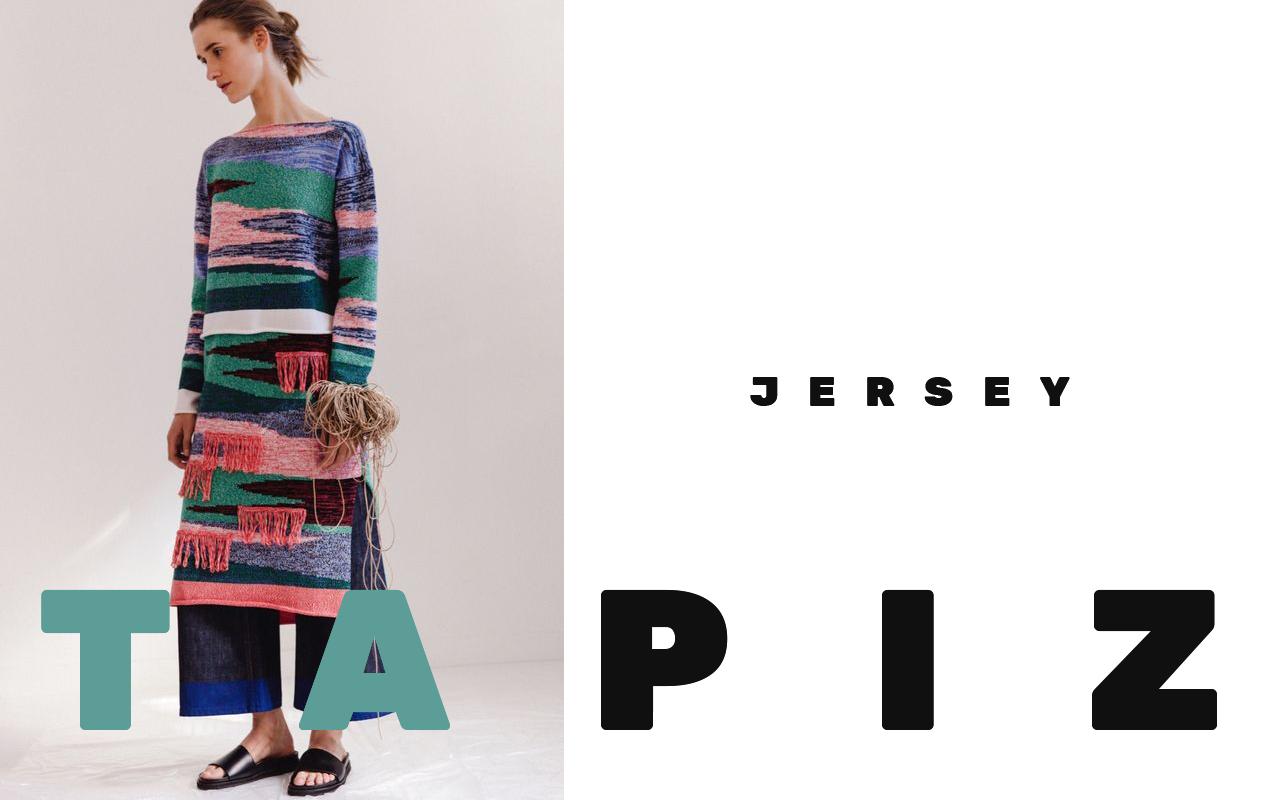 jerseys de punto para mujer