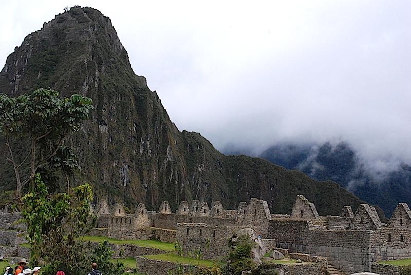 Day 4 - Machu Picchu