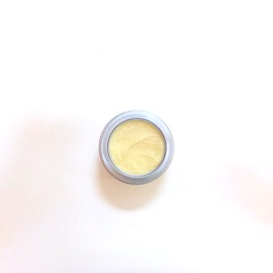 Top view of 2 oz Real Raw West African Shea Butter from Dami
