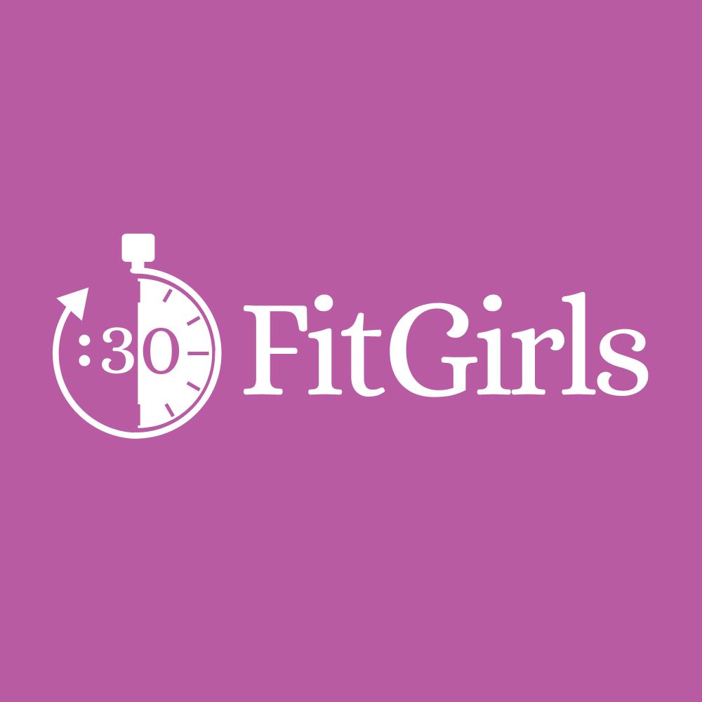 FitGirls logo design