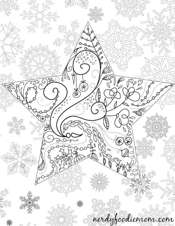 10 holiday coloring pages and books wwwdawnnicoledesignscom