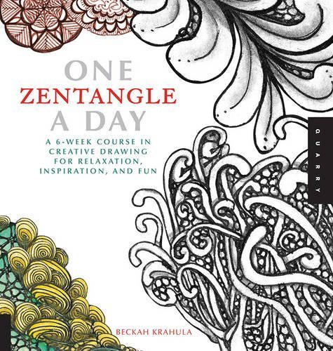 10 Awesome Zentangle Books | www.dawnnicoledesigns.com