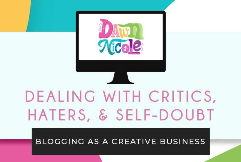 "Dealing with Critics, Haters, and Self-Doubt. ""There is only one way to avoid criticism: Do nothing, say nothing, and be nothing."" -Aristotle"