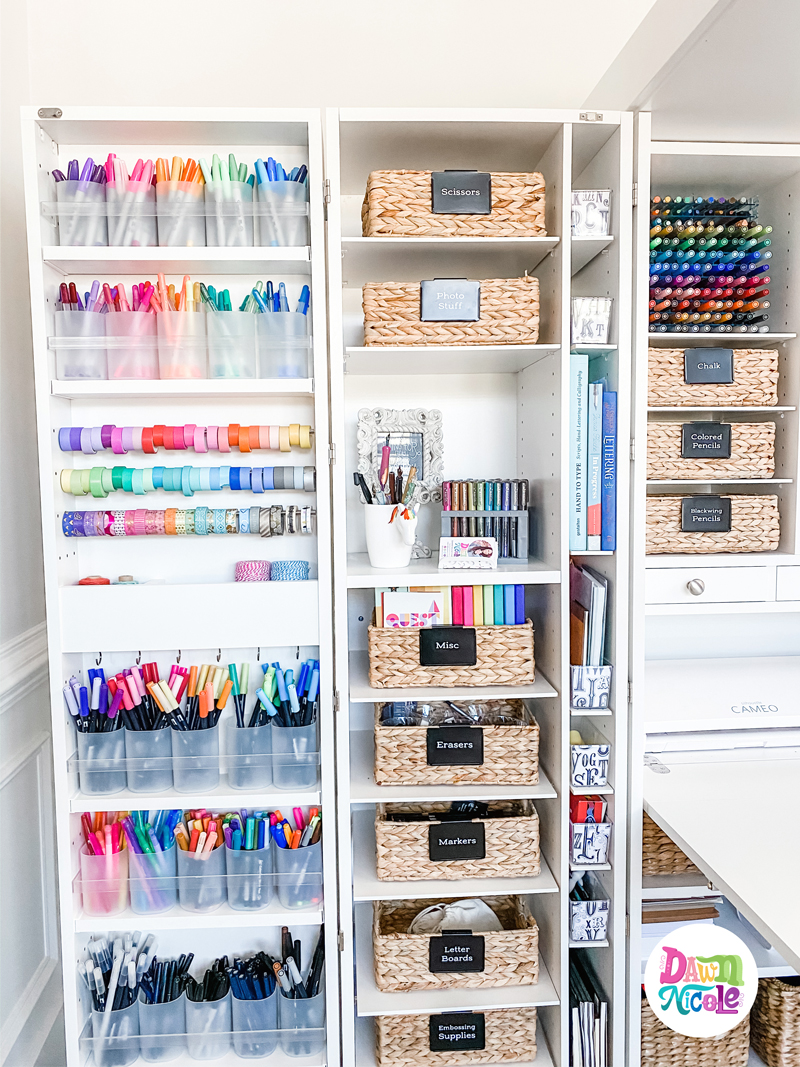How I Organized My DreamBox. While the DreamBox is literal #organizationalgoals, customizing it to fit my needs and style makes it even more functional!