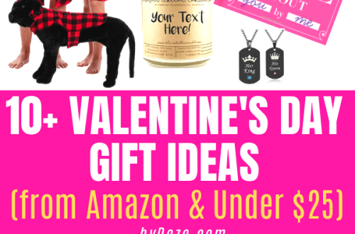 valentines day gift guide for men