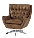 this velburg swivel chair was one of the best home decor items I bought on Amazon