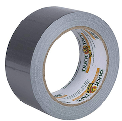 duct tape is a popular travel tool