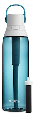 water filter bottles which are a must-have travel item because they make it convenient to have clean water for hydration
