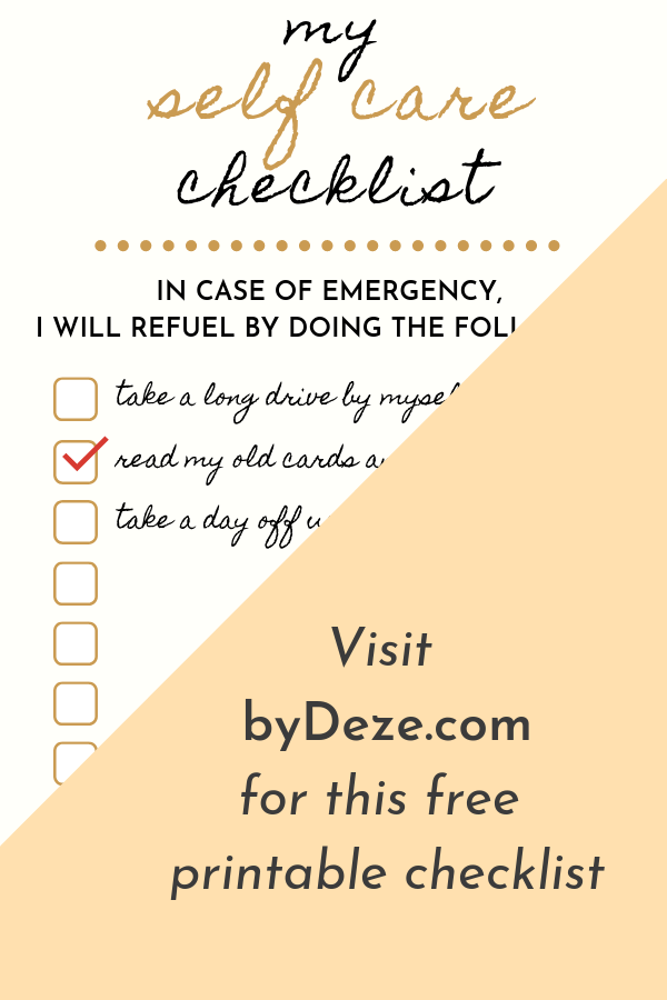 visit bydeze.com for this free printable checklist