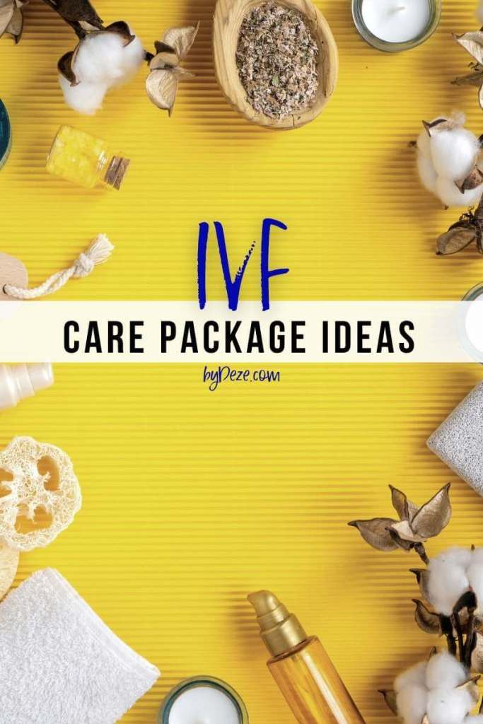ivf care package ideas