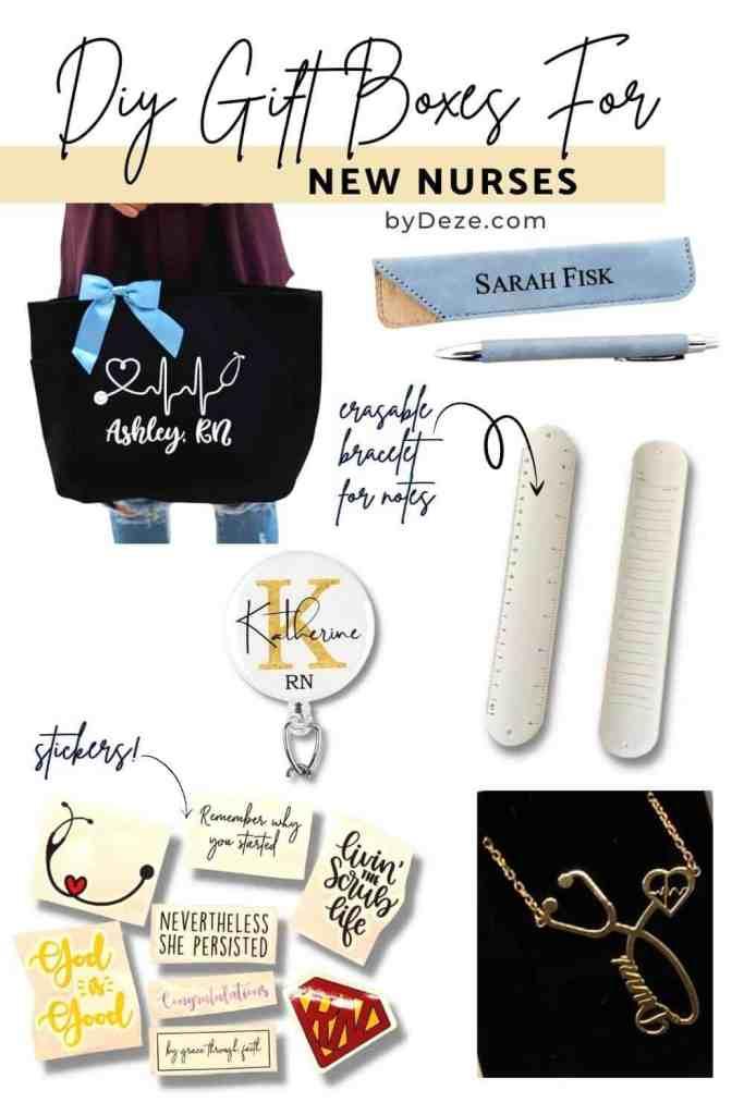 new nurse gift box ideas