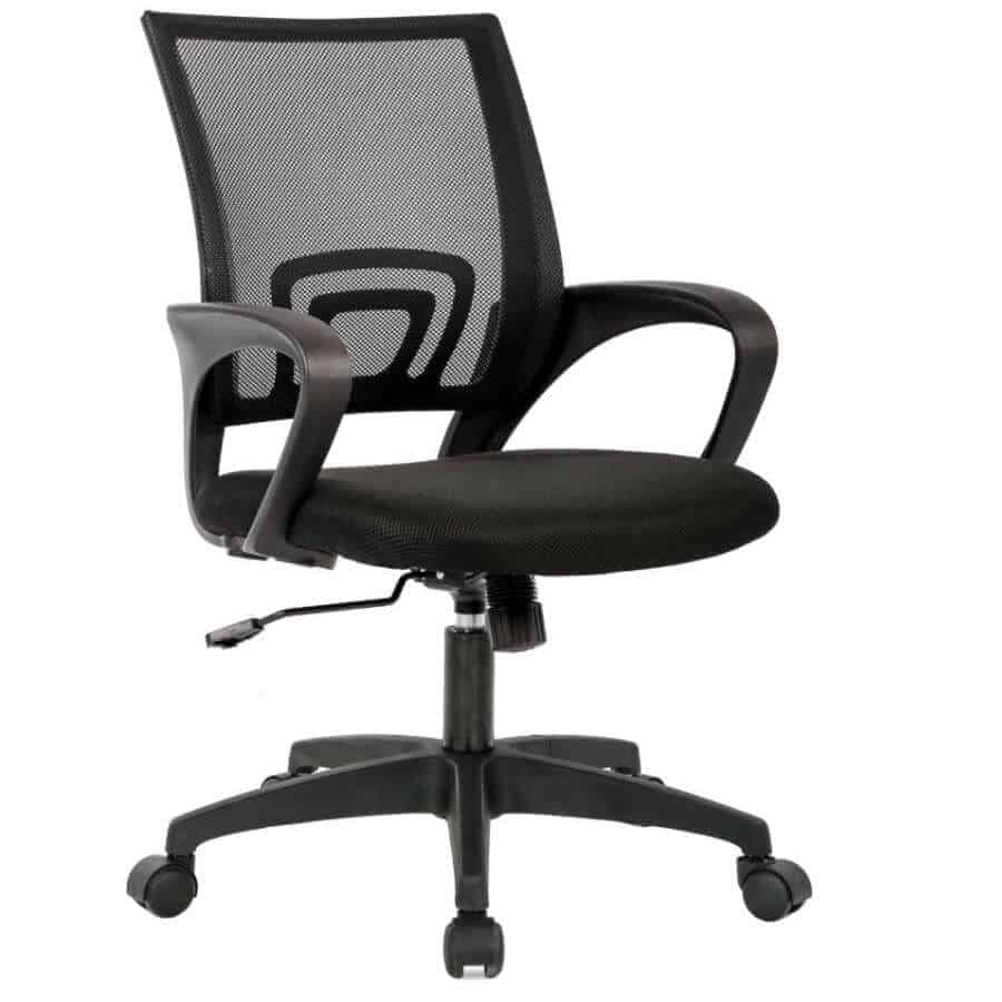 ergonomic office chair for a productive home office