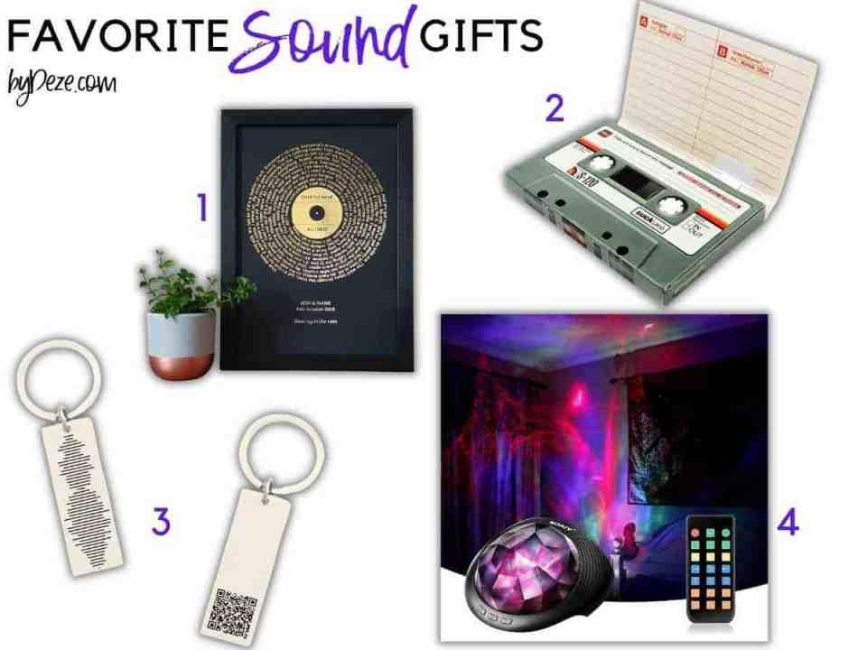 favorite sound gifts