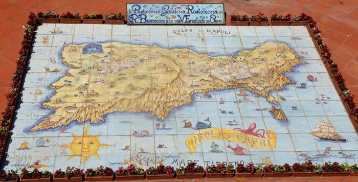 capri, amalfikysten rejseguide