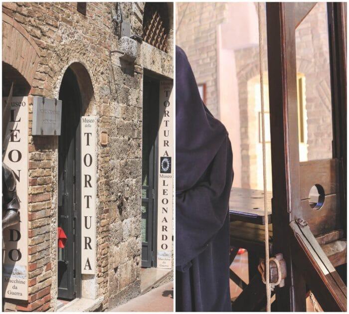 Torturmuseet, San Gimignano, Toscana