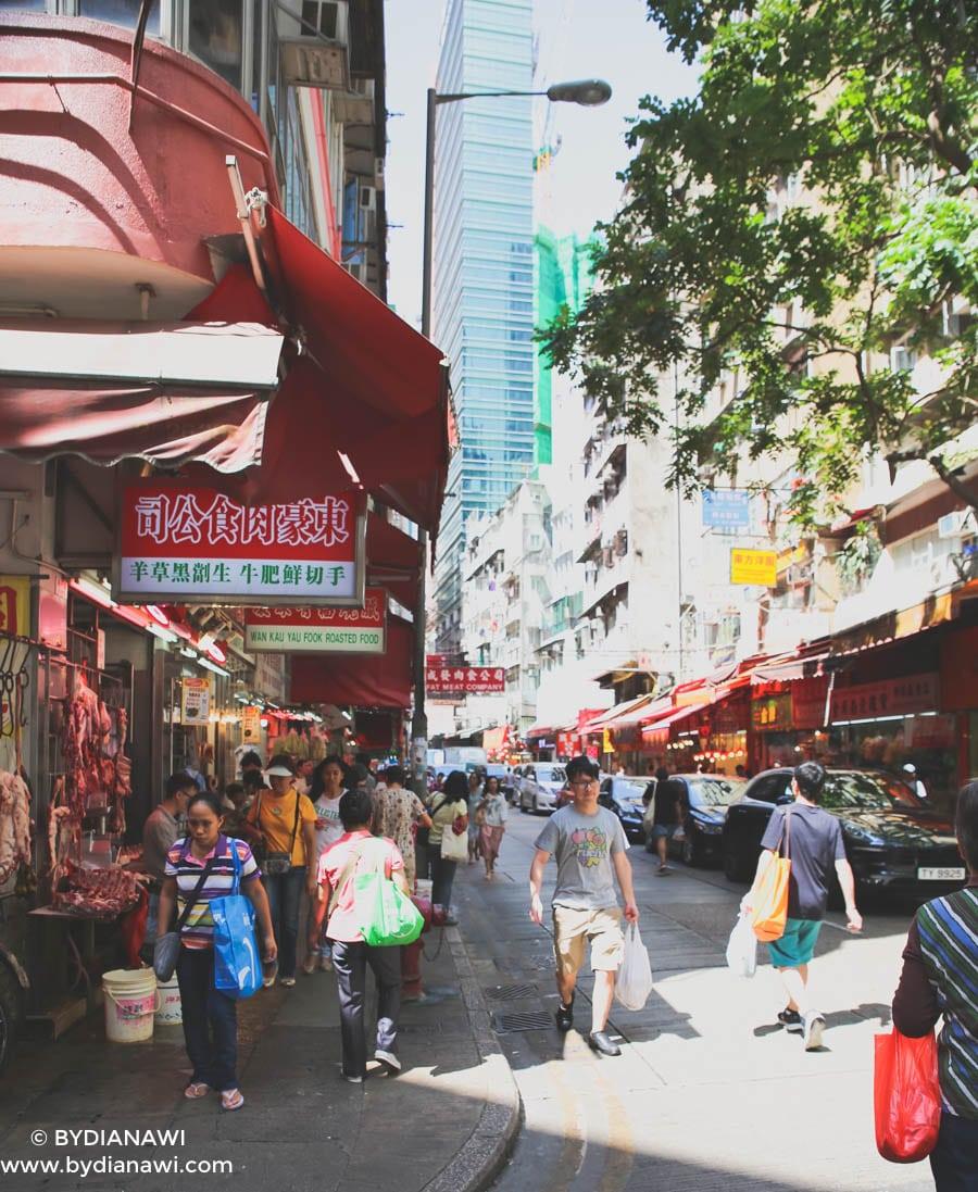 Foodmarket Hong Kong