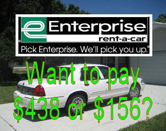 Enterprise CarRental