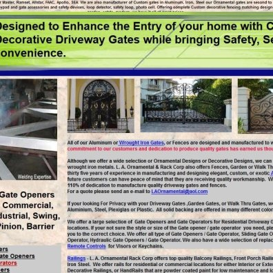Bad Website Color Design