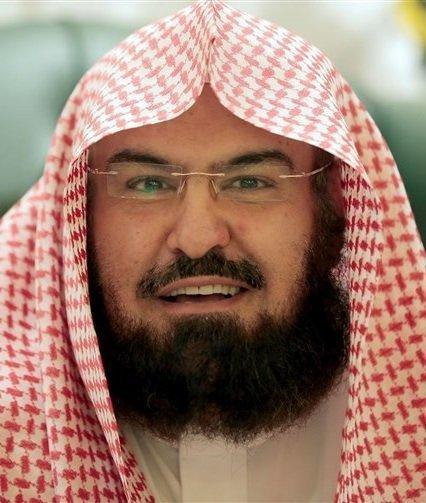 Sheikh Abdur Rahman As-Sudais