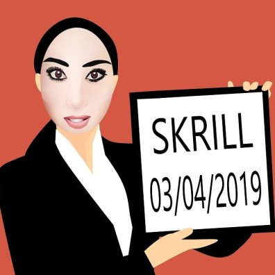 Skrill ID Verification w/ Photo & Date