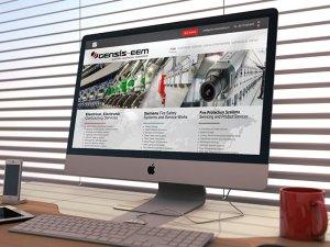 Gensis EEM Website Tasarımı