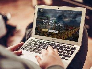 Şahin Hukuk ve Danışmanlık Ofisi Website Tasarımı