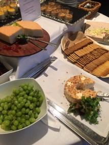 Dessert buffeten