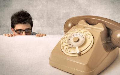 J'ai peur de téléphoner, comment faire ?