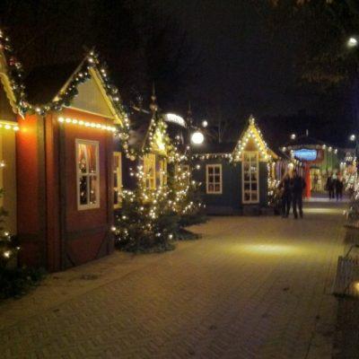 Julemarked i København