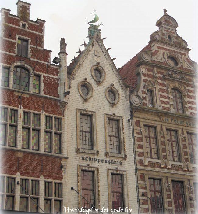 Byvandring i Leuven – Belgia