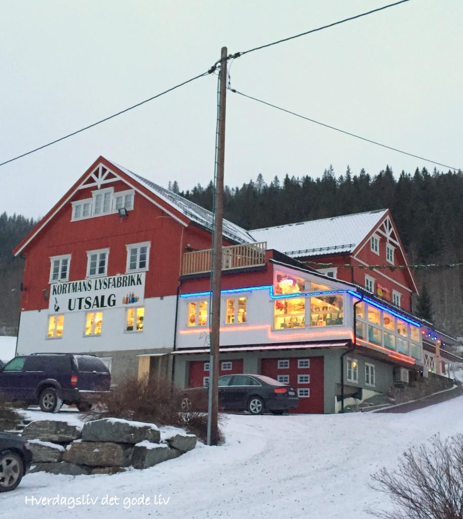 Kortmans lysfabrikk - Visit Norway