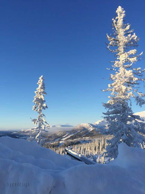 Winterwonderland – Åre igjen