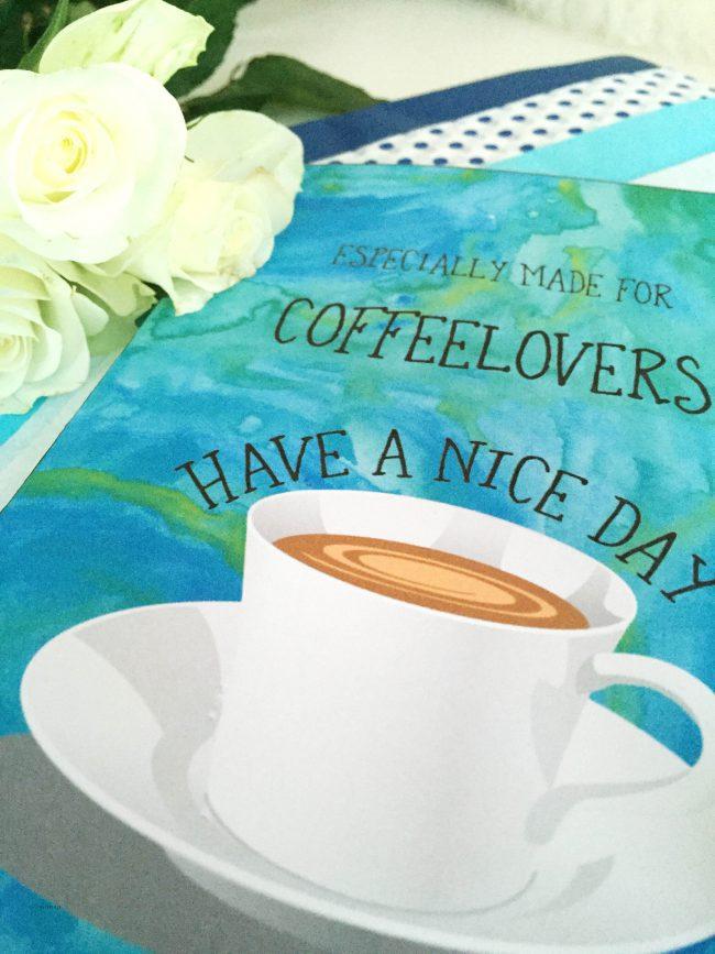 Kort og gavetips til kaffe elskeren