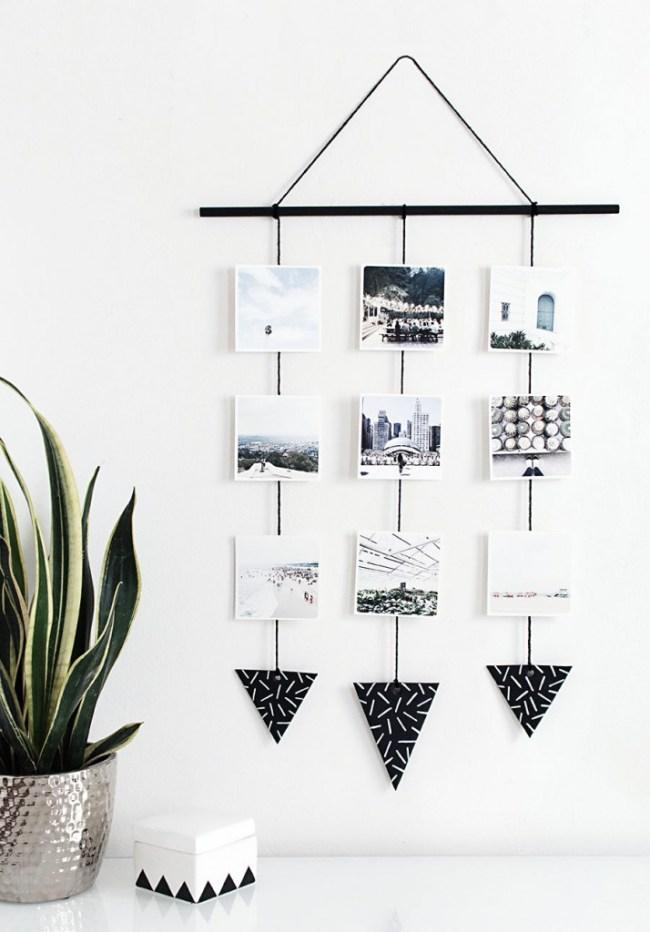 DIY-Photo-wall-hanging4