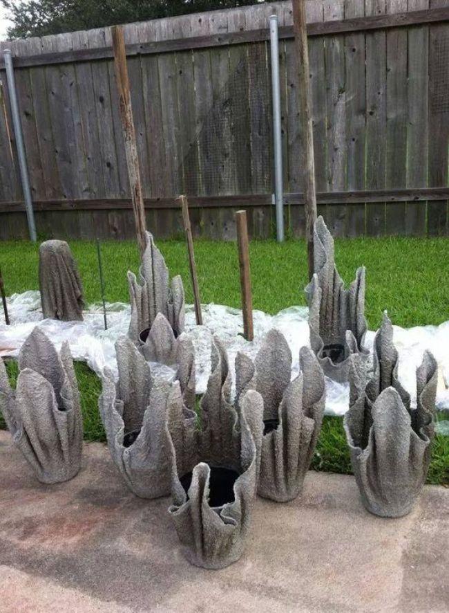 betong i hagen