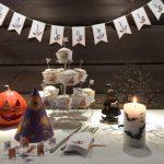 Halloween – printene er klare og vi har tyvstartet litt