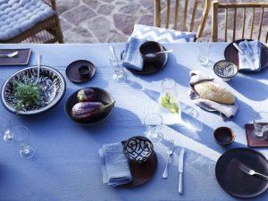 Keramikk på bordet
