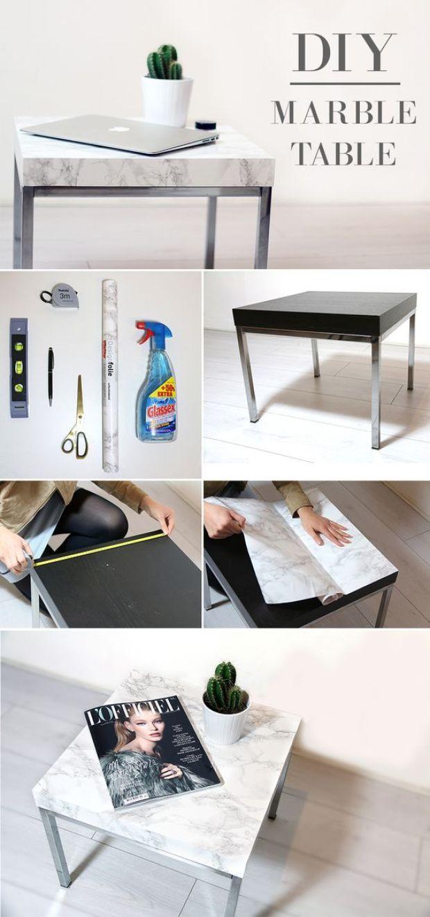Kontakt papir - frisk opp slitte og kjedelige overflater