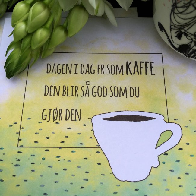 Gavetips til kaffenyteren