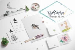 Om Bye9design - skaperglede med papir