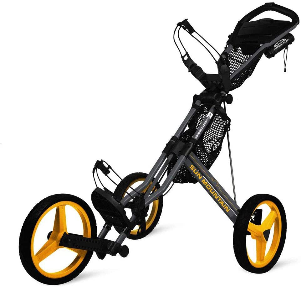Best golf push cart for walking