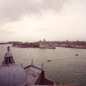 San Giorgio Maggiore - Bye bye Loukoum - Venise- Campanile