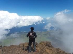 Pico - Piquinho - Volcan - Açores - Randonnée - Bye bye Loukoum