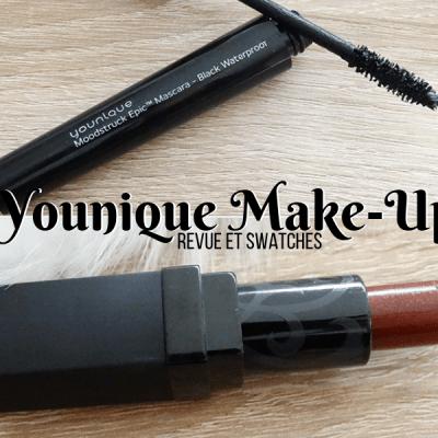 Younique | Epic Moodstruck et Oplulence Lipstick : Revue & Swatches